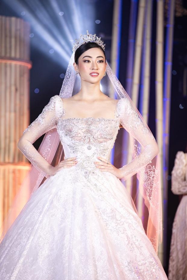Minh Nhựa mạnh tay chi hơn 400 triệu đấu giá váy cưới của Lương Thuỳ Linh ủng hộ Đà Nẵng chống dịch Covid-19 - Ảnh 2.