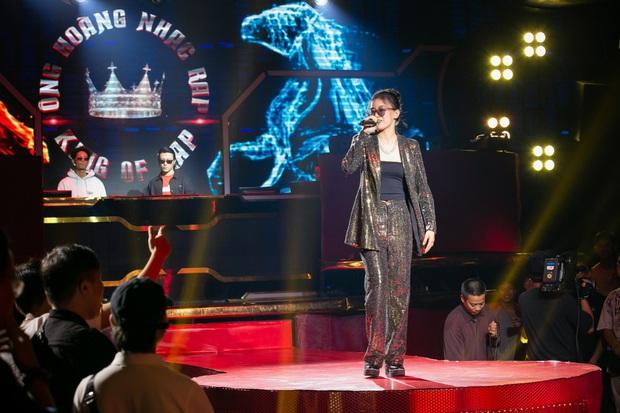 Pháo từng hợp tác với Masew cho ra lò bản hit 23 triệu view, mới 17 tuổi lại chất chơi, bảo sao được gọi là công chúa mới của underground - Ảnh 2.