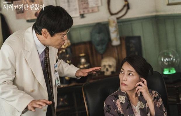 2 điều hết Điên Thì Có Sao vẫn lấn cấn: Ủa rồi mẹ Seo Ye Ji bất tử hay sao? - Ảnh 9.
