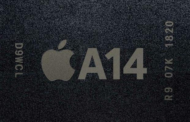 Chip A14 Bionic được trang bị trên iPhone 12 mạnh hơn tới 40% so với A13 - Ảnh 1.