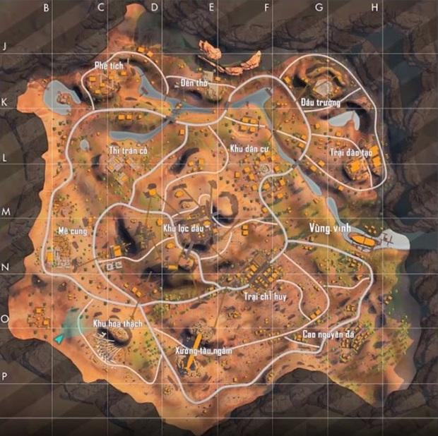 Khám phá 5 bí mật Đảo sa mạc của Free Fire, hóa ra nó không như người chơi vẫn nghĩ - Ảnh 1.