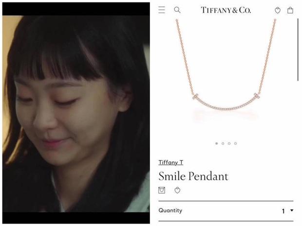 Seo Ye Ji lại đụng độ điên nữ Itaewon khi cùng diện chiếc dây chuyền đang khiến giới mọt phim chao đảo - Ảnh 4.