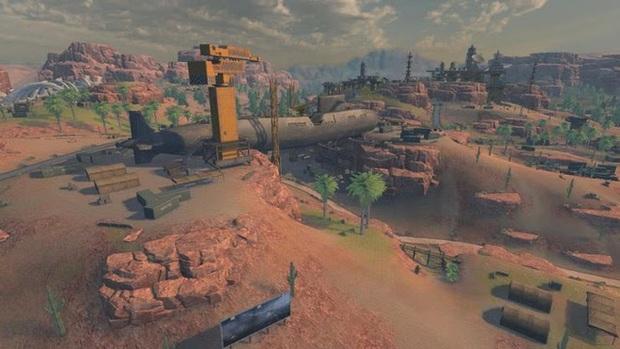 Khám phá 5 bí mật Đảo sa mạc của Free Fire, hóa ra nó không như người chơi vẫn nghĩ - Ảnh 4.