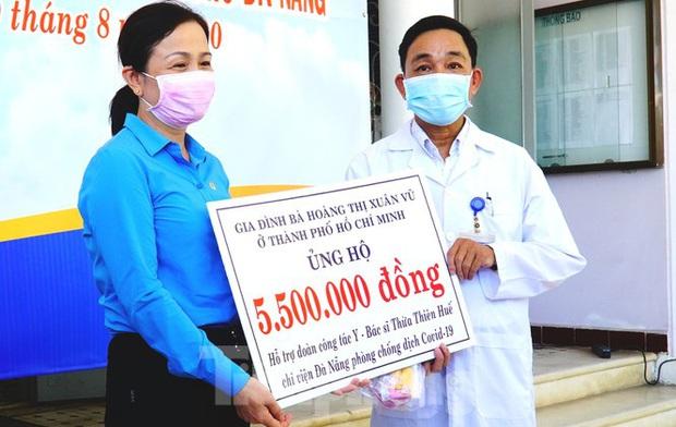 40 bác sĩ, điều dưỡng Huế xuất quân chi viện Đà Nẵng chống dịch COVID-19 - Ảnh 11.