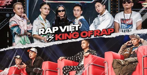 King Of Rap không chỉ hơn Rap Việt về các rapper nữ mà số lượng thí sinh cũng áp đảo, nhiều hơn gấp 5 lần sau 2 tập! - Ảnh 1.