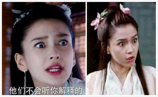 Dương Siêu Việt leo hot search vì màn trợn mắt muốn lọt con ngươi, Angela Baby - Trịnh Sảng bỗng được triệu hồi - Ảnh 7.