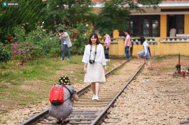 Vẻ đẹp cổ kính của ga tàu hoả gần 100 tuổi ở Đà Lạt nhìn từ trên cao - Ảnh 11.