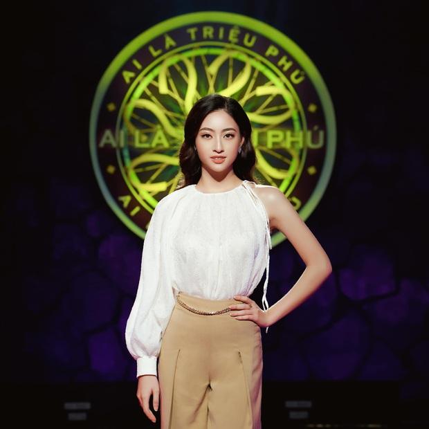 Tin lời bạn, Hoa hậu Lương Thùy Linh mất luôn giải thưởng 30 triệu đồng của Ai Là Triệu Phú - Ảnh 1.