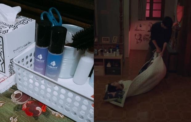 Thánh soi phát hiện anh điều dưỡng Kim Soo Hyun giản dị nhưng vẫn biết dùng nước xịt thơm quần áo để quyến rũ người đẹp - Ảnh 2.