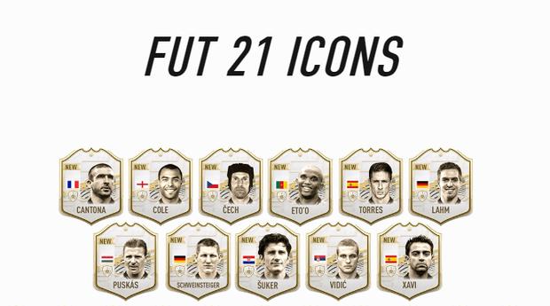 Torres, Vidic, Etoo... chính thức trở lại FIFA 21, xuất hiện trong FIFA Online 4 chỉ là vấn đề thời gian - Ảnh 3.