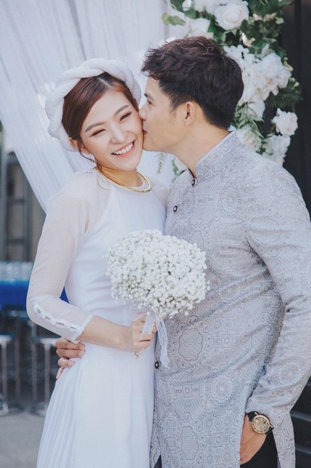 Cặp duy nhất kết hôn sau Người Ấy Là Ai cùng bày tỏ tình cảm: Cảm ơn vì đã đến bên đời nhau - Ảnh 1.