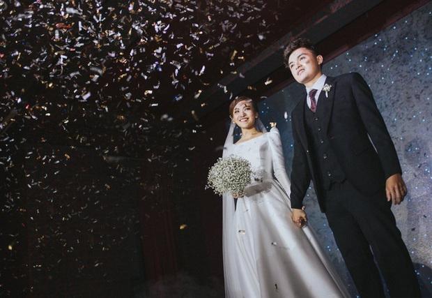 Cặp duy nhất kết hôn sau Người Ấy Là Ai cùng bày tỏ tình cảm: Cảm ơn vì đã đến bên đời nhau - Ảnh 10.