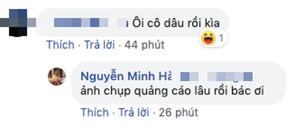 Sau 4 tháng lộ ảnh tình tứ với trai lạ ở sân bay, MC Minh Hà bất ngờ khoe ảnh mặc váy cưới - Ảnh 2.