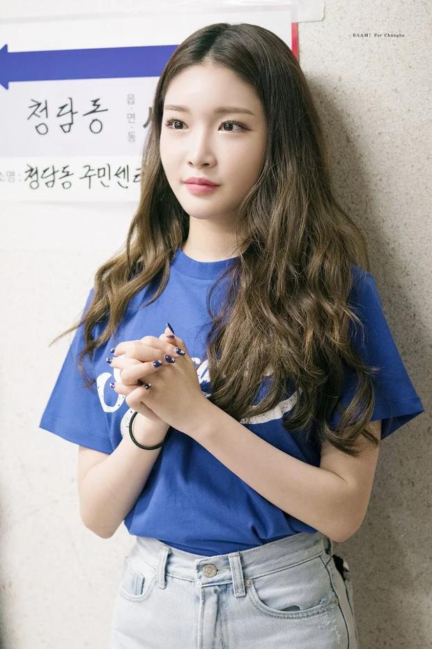5 idol lột xác khác một trời một vực khi để mặt mộc: Jennie - Chaeyoung như học sinh, nhưng choáng nhất là Hwasa - Ảnh 28.