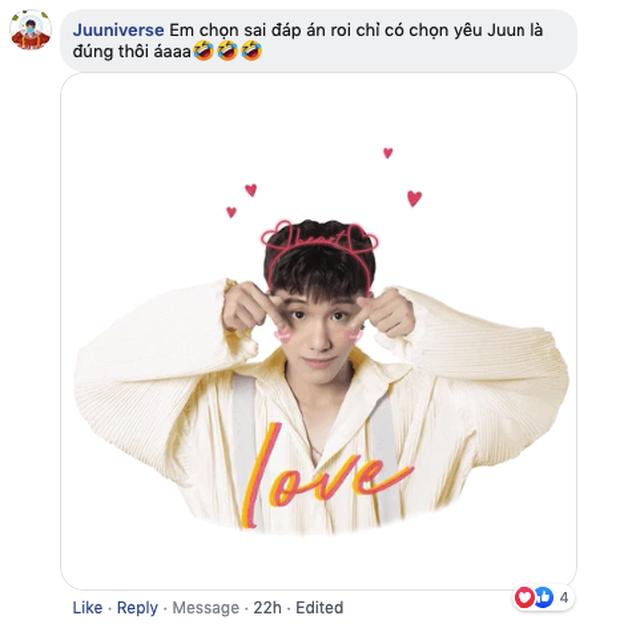 Nghệ sĩ JUUN D phủ sóng tất cả mạng xã hội bằng những sticker siêu kute, đến cả Tinder cũng không tha - Ảnh 1.