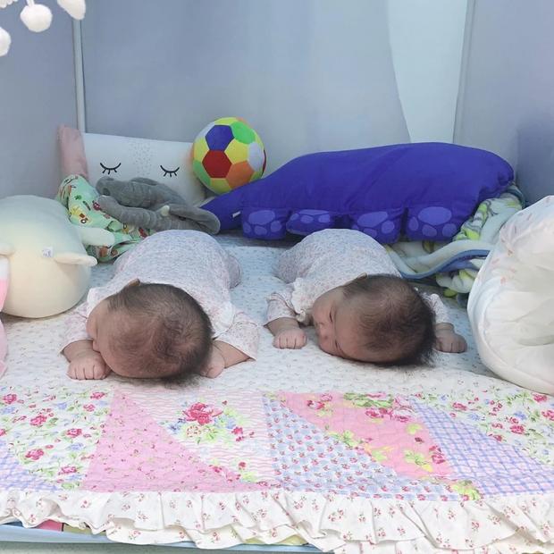 """""""Bà mẹ trẻ nhất Kpop"""" Yulhee tiết lộ thông tin xót xa về chuyện lâm bồn tuổi 22: Sinh non con trai, con gái bị bệnh - Ảnh 3."""