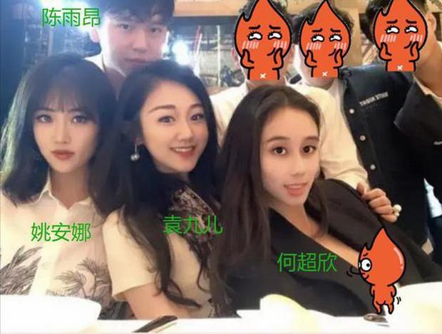 Công chúa út của Vua sòng bài Macau hội ngộ dàn rich kid Trung Quốc, nghi vấn dấn thân vào showbiz cùng hội chị em giới siêu giàu - Ảnh 1.