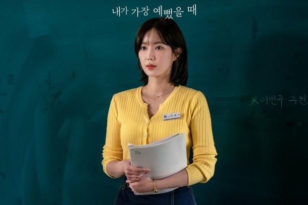 Dàn cast drama em chồng thích chị dâu Khi Em Đẹp Nhất: Hết anh trai Hyun Bin đến rich kid cướp bồ Hani  - Ảnh 2.