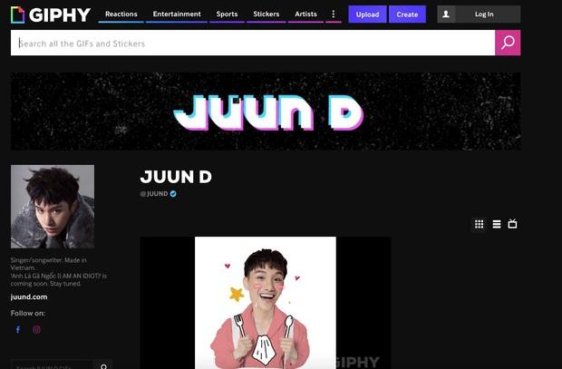 Nghệ sĩ JUUN D phủ sóng tất cả mạng xã hội bằng những sticker siêu kute, đến cả Tinder cũng không tha - Ảnh 3.