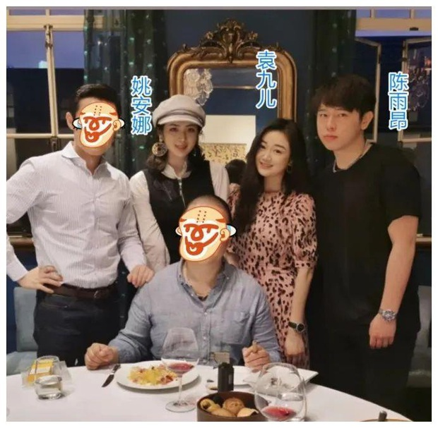 Công chúa út của Vua sòng bài Macau hội ngộ dàn rich kid Trung Quốc, nghi vấn dấn thân vào showbiz cùng hội chị em giới siêu giàu - Ảnh 3.