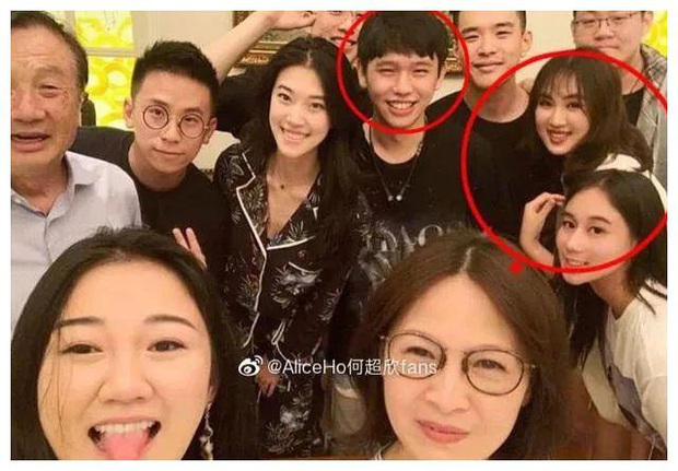 Công chúa út của Vua sòng bài Macau hội ngộ dàn rich kid Trung Quốc, nghi vấn dấn thân vào showbiz cùng hội chị em giới siêu giàu - Ảnh 4.