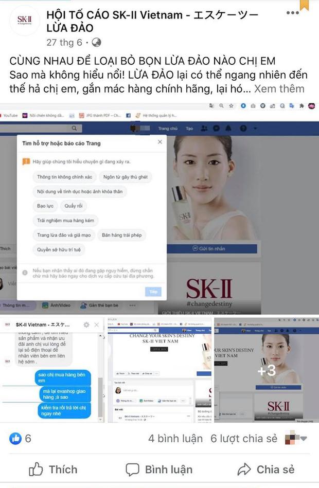 Lật tẩy chiêu trò lừa đảo, giả mạo nhiều thương hiệu lớn để bán hàng trên Facebook - Ảnh 5.