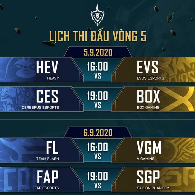 Toàn bộ lịch thi đấu giải Đấu Trường Danh Vọng mùa Đông 2020: Team Flash đụng độ BOX Gaming ngày khai mạc - Ảnh 8.