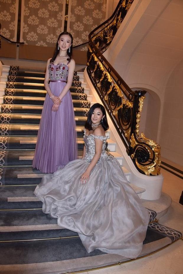 Công chúa út của Vua sòng bài Macau hội ngộ dàn rich kid Trung Quốc, nghi vấn dấn thân vào showbiz cùng hội chị em giới siêu giàu - Ảnh 8.