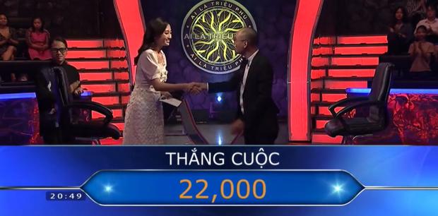 Tin lời bạn, Hoa hậu Lương Thùy Linh mất luôn giải thưởng 30 triệu đồng của Ai Là Triệu Phú - Ảnh 4.