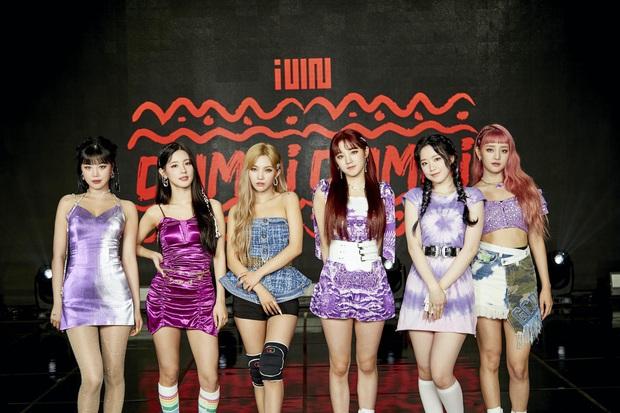 Soyeon là con cưng của Cube nhưng bản sao HyunA mới được ưu ái trong (G)I-DLE: Nhà đài liên tục đẩy bìa, fancam đứng nhất nhóm! - Ảnh 1.