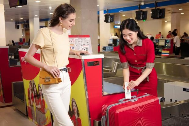 Vietjet thông báo miễn phí hành lý ký gửi cho tất cả các chặng bay nội địa - Ảnh 1.
