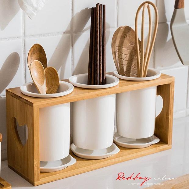 BLACKPINK có căn bếp vừa xinh vừa gọn thích mê, chị em mau sắm mấy món decor lợi hại để có bếp đẹp giống vậy - Ảnh 12.