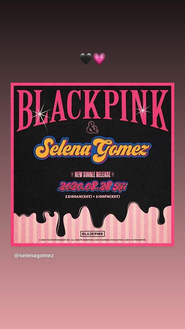 Vừa công bố single hợp tác giữa BLACKPINK và Selena Gomez, fan đã phát hiện thính MV và sẽ có cả vũ đạo? - Ảnh 5.