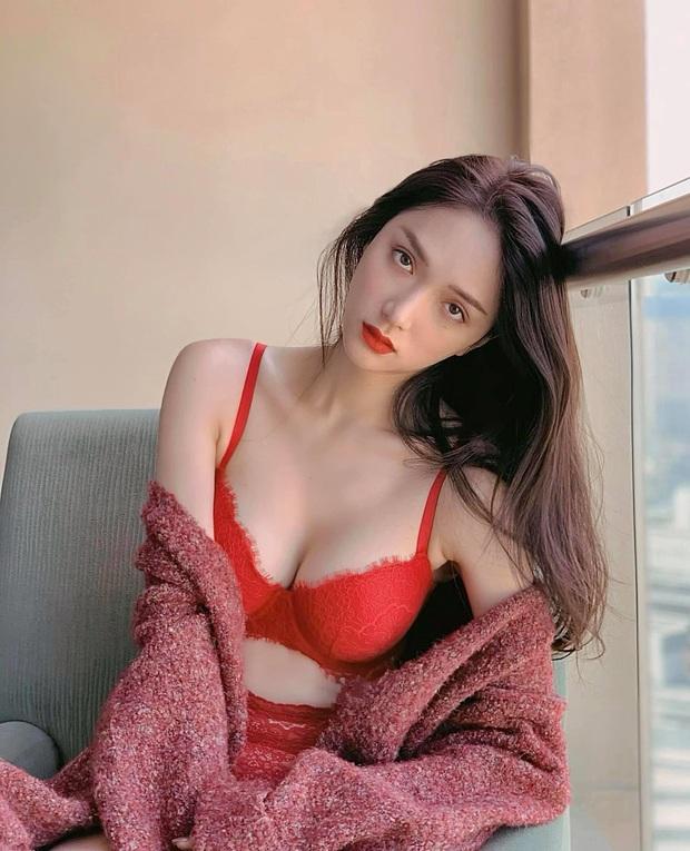 Hương Giang trở thành sao hot nhất Vbiz tuần qua trên Facebook, qua mặt cả Binz - Suboi nhờ chuyện tình với Matt Liu - Ảnh 4.