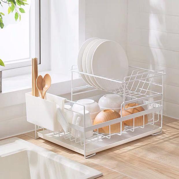 BLACKPINK có căn bếp vừa xinh vừa gọn thích mê, chị em mau sắm mấy món decor lợi hại để có bếp đẹp giống vậy - Ảnh 23.