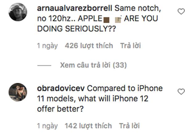 Rộ tin đồn màn hình iPhone 12 không có gì thay đổi so với thế hệ trước, iFan thất vọng! - Ảnh 3.
