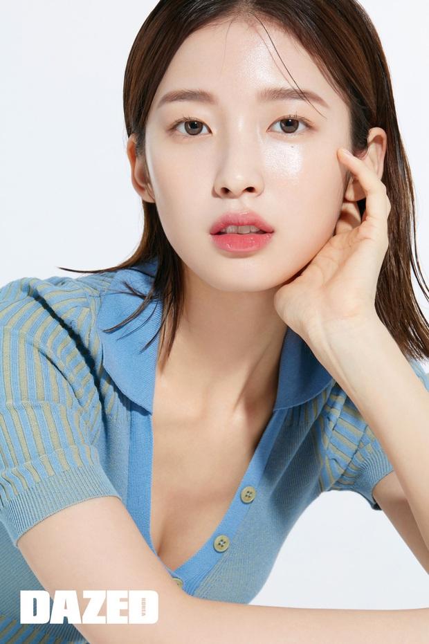Đã gặp các idol Hàn ngoài đời, BTV làm đẹp hé lộ 7 người da đẹp nhất: Vi diệu đến độ soi không thấy lỗ chân lông - Ảnh 3.