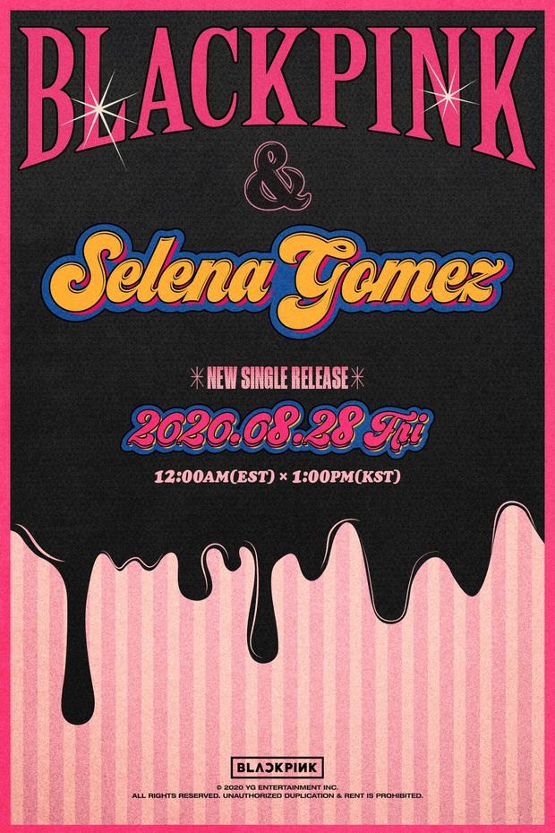 HOT: BLACKPINK chốt đơn kết hợp với Selena Gomez trong single mới, bao nhiêu thính về Ariana Grande vậy là... ra chuồng gà - Ảnh 1.