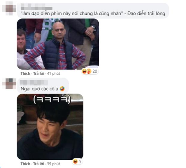 Khoảnh khắc Kim Soo Huyn bùng nổ đam mê làm đạo diễn: Cảnh đạp méo cửa để giấu bồ ở Điên Thì Có Sao là anh đây nghĩ ra đó! - Ảnh 5.