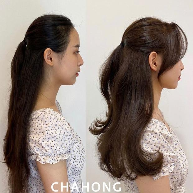 Tóc dài quá cũng không đẹp, ngắm 10 màn cắt tóc sương sương trẻ xinh bạn sẽ muốn F5 tóc tai cho bằng được - Ảnh 7.