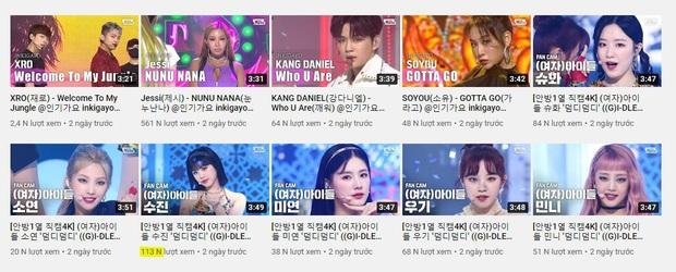 Soyeon là con cưng của Cube nhưng bản sao HyunA mới được ưu ái trong (G)I-DLE: Nhà đài liên tục đẩy bìa, fancam đứng nhất nhóm! - Ảnh 5.