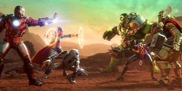 Game thủ Việt lao vào combat tranh cãi về bom tấn mới nhất của Marvel vì không biết là MOBA hay RPG - Ảnh 1.
