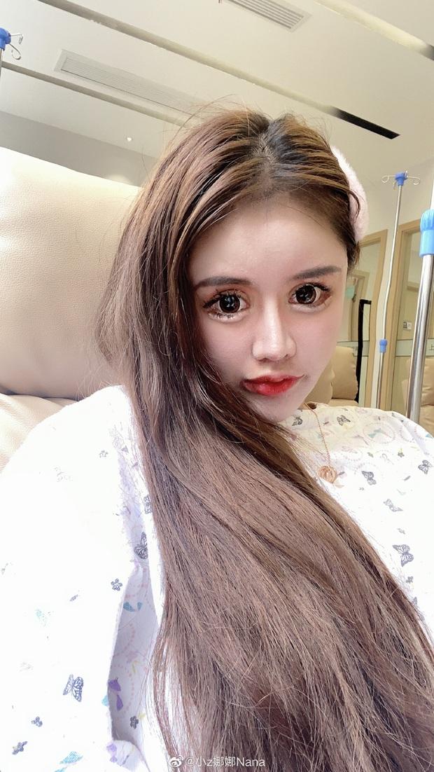 Mẫu nữ mặt rắn sinh năm 2005 tuyên bố tham gia Sáng Tạo Doanh 2021, nhan sắc phẫu thuật 70 lần khiến Cnet hoảng hồn - Ảnh 14.