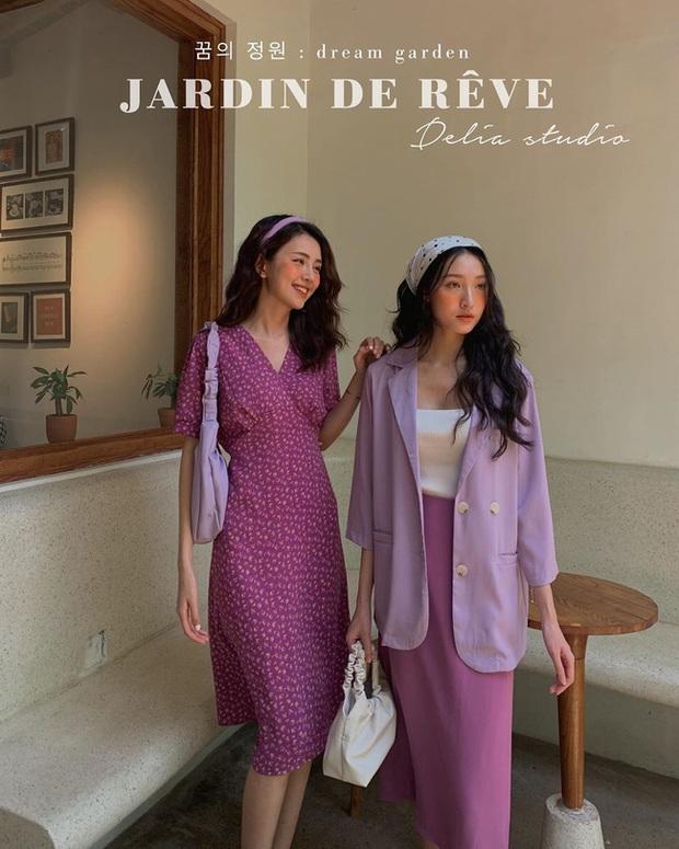 Riêng váy hoa cũng có ít nhất 4 kiểu xinh mê hồn để mặc đẹp từ Hè sang Thu, các nàng dễ gì mà bỏ qua - Ảnh 1.