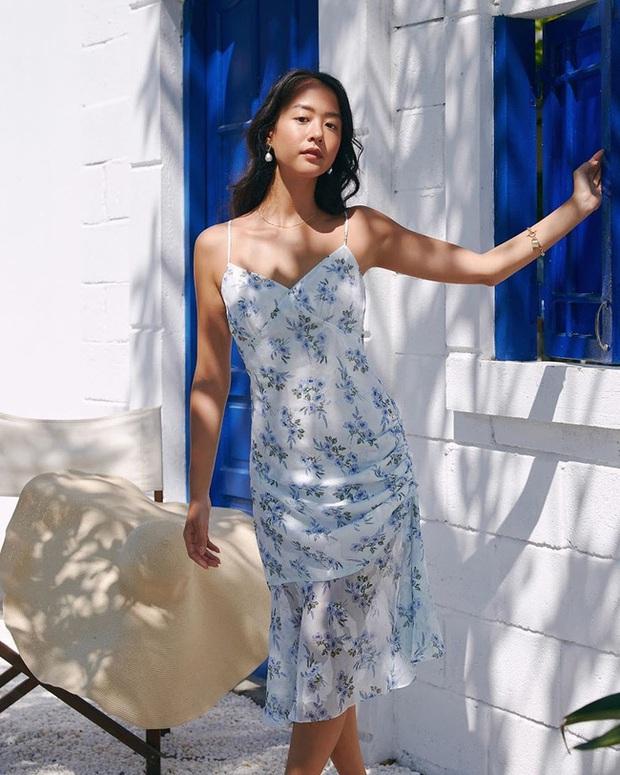 Riêng váy hoa cũng có ít nhất 4 kiểu xinh mê hồn để mặc đẹp từ Hè sang Thu, các nàng dễ gì mà bỏ qua - Ảnh 21.