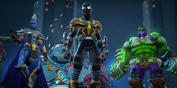 Game thủ Việt lao vào combat tranh cãi về bom tấn mới nhất của Marvel vì không biết là MOBA hay RPG - Ảnh 4.