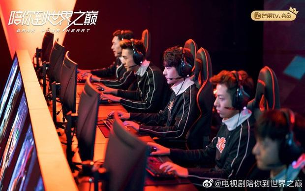 Những bộ phim về eSports quy tụ dàn nam thần đình đám, Vương Nhất Bác và Lộc Hàm đều có mặt - Ảnh 12.