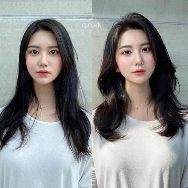Tóc dài quá cũng không đẹp, ngắm 10 màn cắt tóc sương sương trẻ xinh bạn sẽ muốn F5 tóc tai cho bằng được - Ảnh 2.