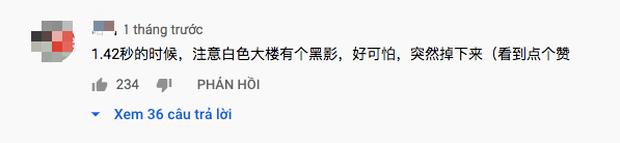 Dân mạng sốc với chi tiết rợn người trong MV I Miss You của Joyce Chu cách đây 5 năm: Bóng đen rơi từ lầu cao này là gì? - Ảnh 5.