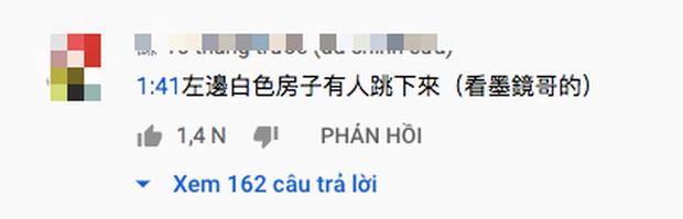 Dân mạng sốc với chi tiết rợn người trong MV I Miss You của Joyce Chu cách đây 5 năm: Bóng đen rơi từ lầu cao này là gì? - Ảnh 9.